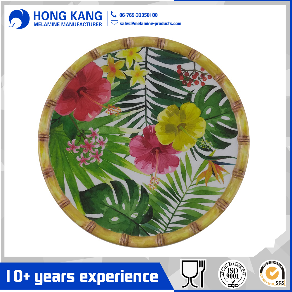9inch melamine meal plate Featured Image