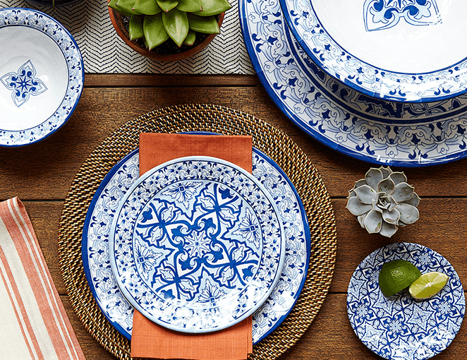 BENEFITS OF MELAMINE DINNERWARE