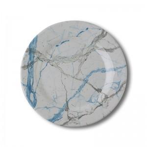 CMJ010 Creative Marble Dinner Plate