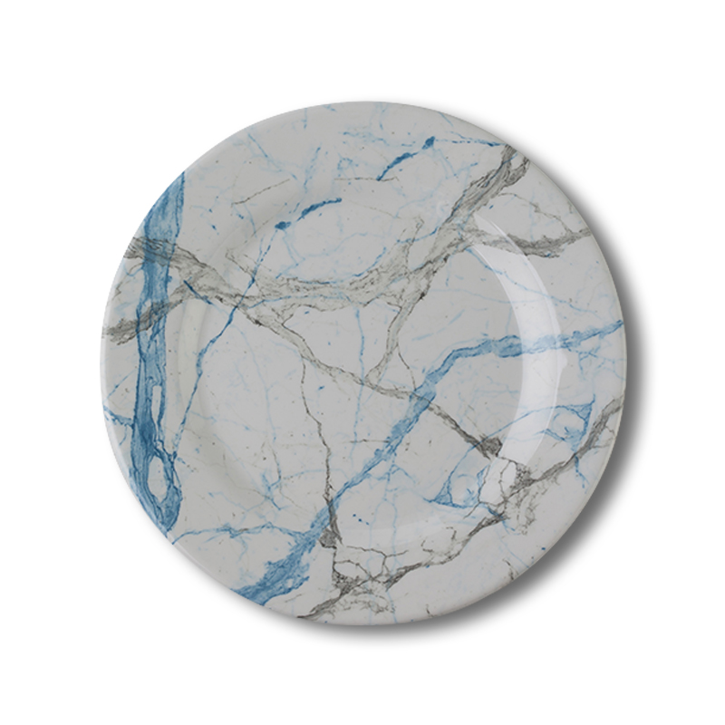 CMJ010 Creative Marble Dinner Plate Featured Image