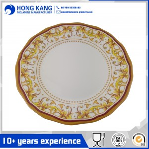 11inch melamine dinner plate