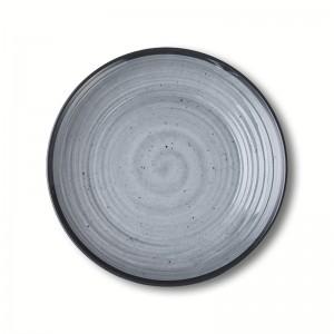GZ1105 Zen Grey Plate