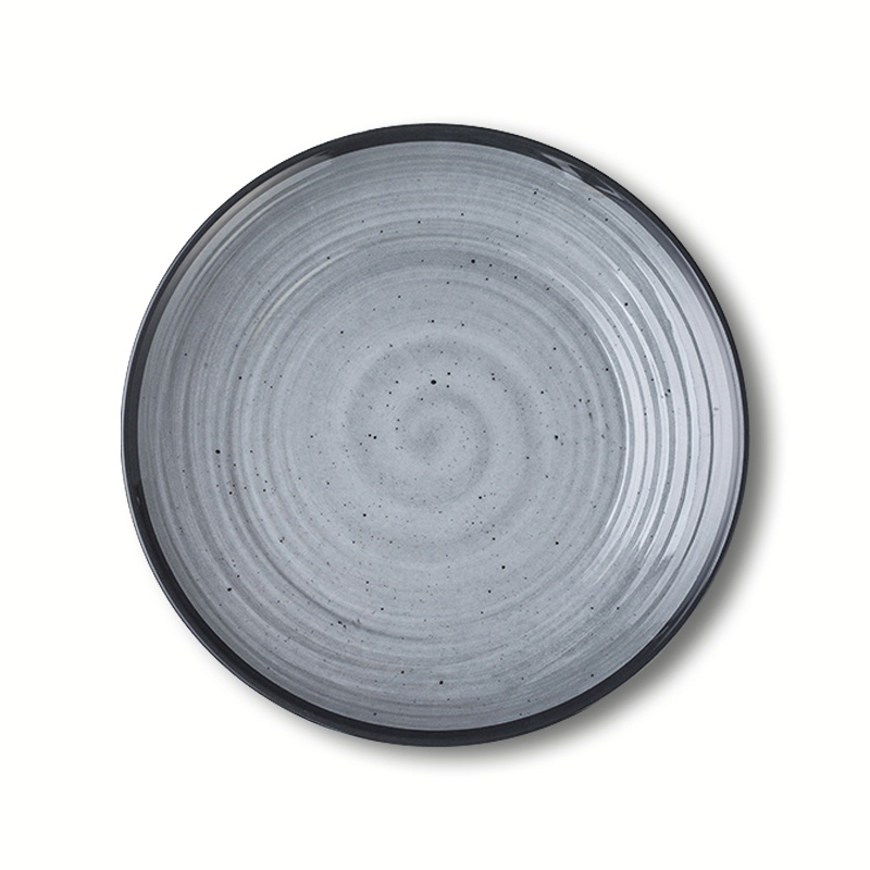 GZ1105 Zen Grey Plate Featured Image