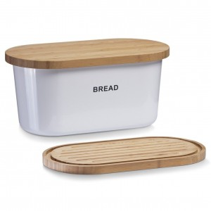 Melamine Bread Box