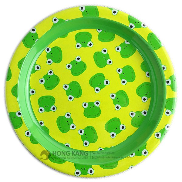 Goods high definition for melamine kids plate for Mexico Importers