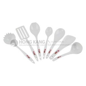 melamine set utensil