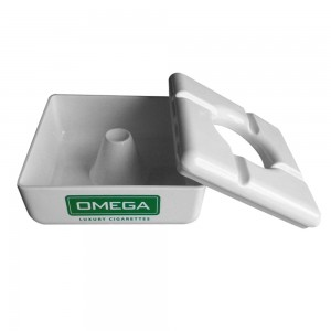 5inch Branded Melamine Gift Ashtray