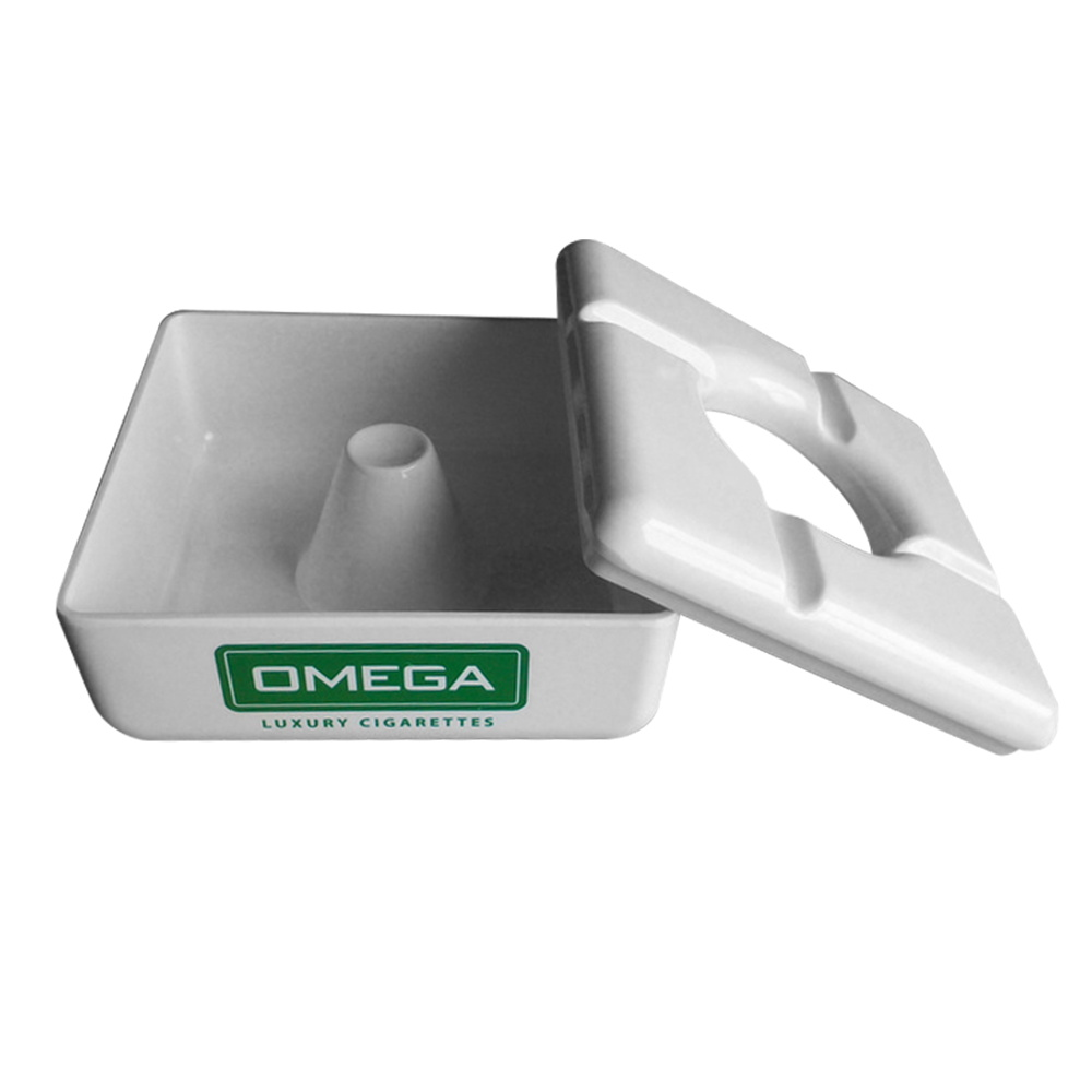 5inch Branded Melamine Gift Ashtray Featured Image