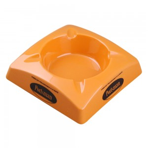 Square Promotional Ashtray