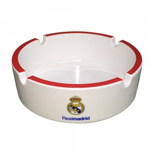 Round Promotional Gift Melamine Ashtray