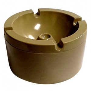 Melamine Windproof Ashtray with lid