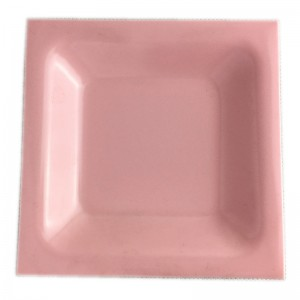 4.75inch Melamine Square dish Made in China