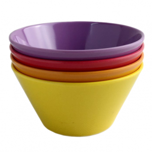 Melamine Ice Cream Bowl