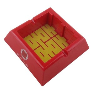 Gift Square Melamine Ashtray