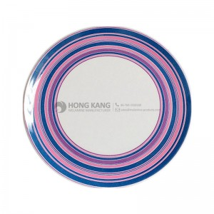 8inch melamine meal plate