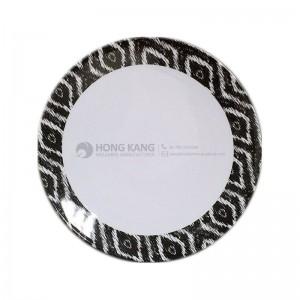 10inch melamine plate