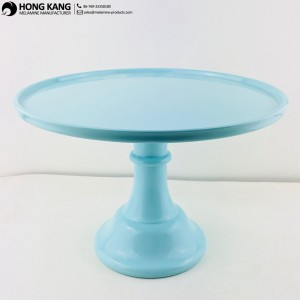 2018 New Style 10 inch Melamine Cake Stand