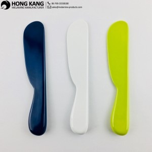 Why Chose Melamine Butter Knife in Daily Life?