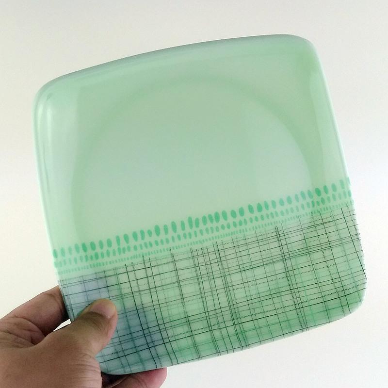 Jade melamine dinnerware-2