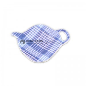 Melamine teabag holders