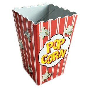 melamine popcorn bucket