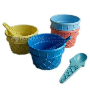 melamine ice cream bowls