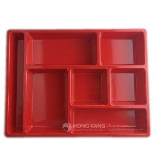 melamine meal tray