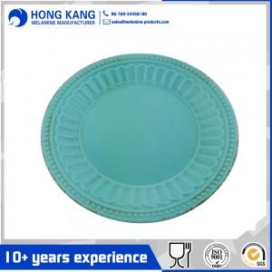 Melamine 10inch dinner plate