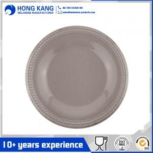 9inch Melamine dinner plate